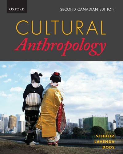 9780195442786: Cultural Anthropology (Second Canadian Edition)