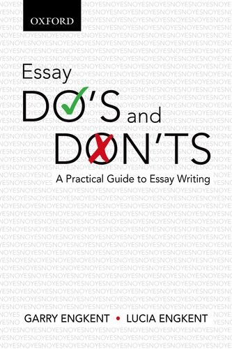 Essay Do's and Don'ts: Engkent, Lucia; Engkent,