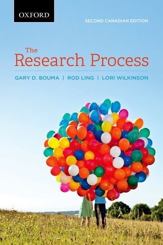 9780195445381: Research Process Second Canadian Edition