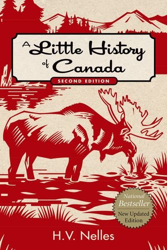 9780195445626: A Little history of Canada, Second Edition