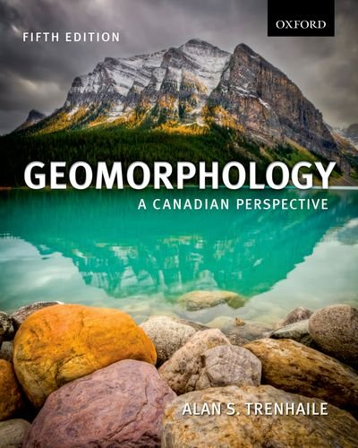 9780195446050: Geomorphology A Canadian Perpective