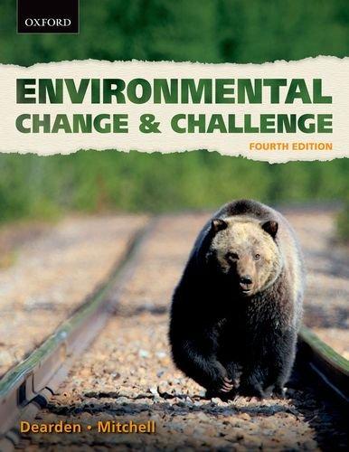 9780195446258: Environmental Change & Challenge