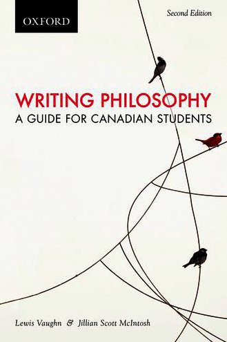 9780195446746: Writing Philosophy: A Guide for Canadian Students, Second Canadian Edition