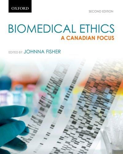 9780195446883: Biomedical Ethics: A Canadian Focus