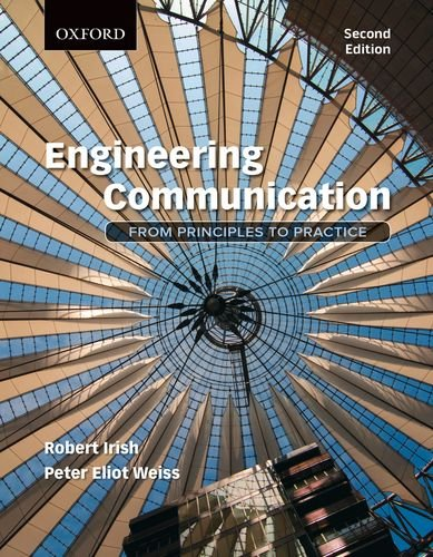 9780195446920: Engineering Communication: From Principles to Practice