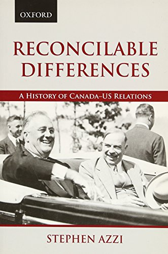 9780195447071: Reconcilable Differences: A History of Canada-US Relations (Living History)