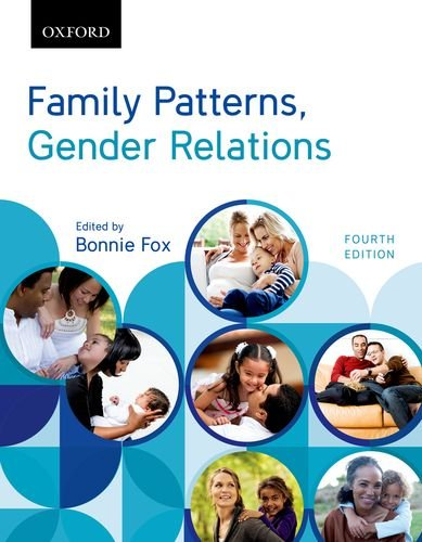 9780195447477: Family Patterns, Gender Relations
