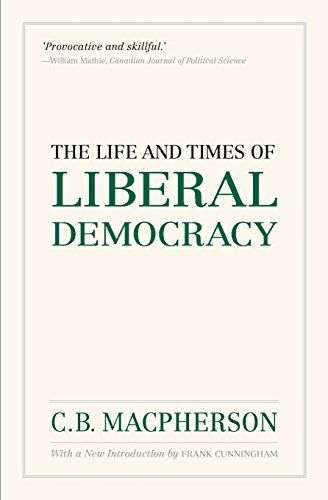 9780195447804: The Life and Times of Liberal Democracy (Wynford Project)