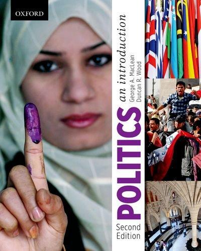 9780195448948: Politics: An Introduction