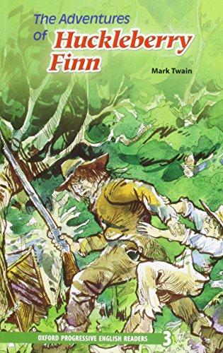 9780195462432: The Adventures of Huckleberry Finn (Oxford Progressive English Readers Hong Kong)
