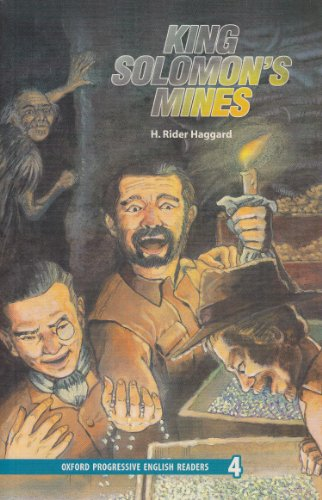 9780195462494: New Oxford Progressive English Readers: Grade 4: 3,700 Headwords: King Solomon's Mines