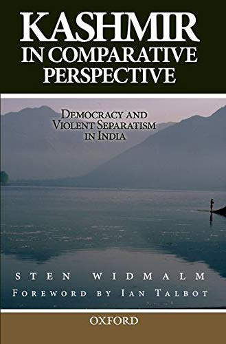 9780195470055: Kashmir in Comparative Perspective: Democracy and Violent Separatism in India