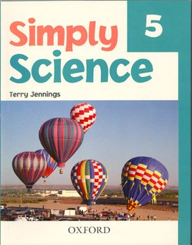 9780195470536: Simply Science Book 5