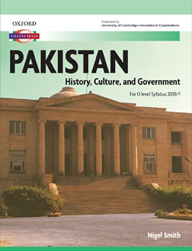 9780195470758: Pakistan: History, Culture, and Government
