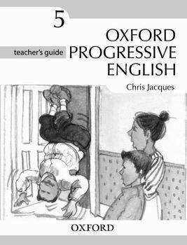 9780195471328: Oxford Progressive English Teacher's Guide 5