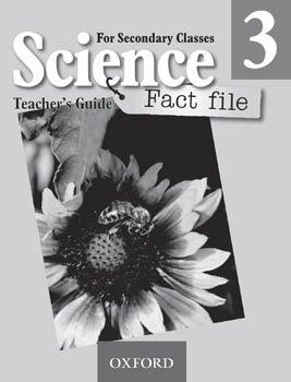 9780195471410: Science Fact file Teacher's Guide 3