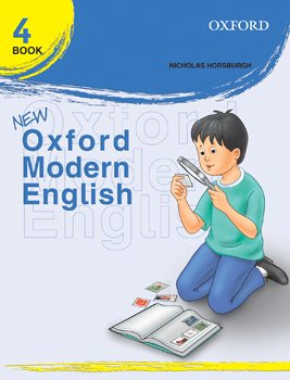 9780195471793: New Oxford Modern English Book 4 (New Edition)