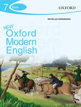 9780195471823: New Oxford Modern English Book 7 (New Edition)
