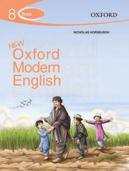 9780195471830: New Oxford Modern English Book 8 (New Edition)