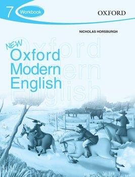 9780195471915: New Oxford Modern English Workbook 7 (New Edition)