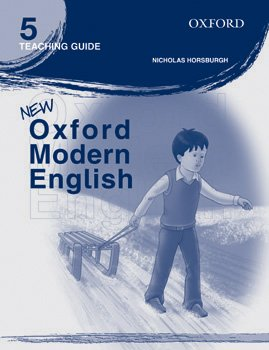 9780195471984: New Oxford Modern English Teacher's Guide 5