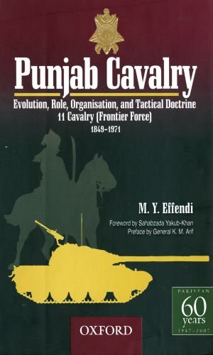 9780195472035: Punjab Cavalry: The Evolution of 11 Cavalry (Frontier Force) 1849-1971