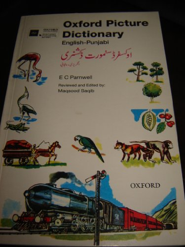 9780195473254: Oxford Picture Dictionary English–Punjabi – By E. C Parnwell