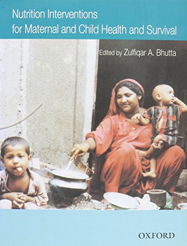 9780195473605: Nutrition Interventions for Maternal and Child Health and Survival