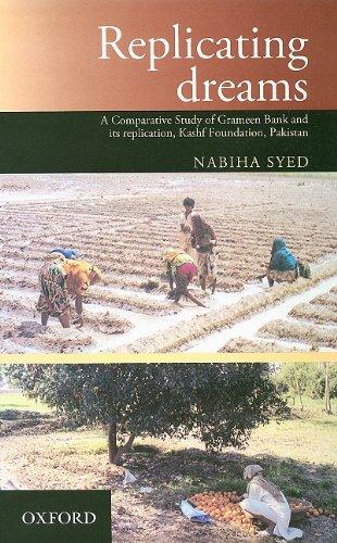 9780195476521: Replicating Dreams: Examining the Grameen Bank and Kashf Foundation