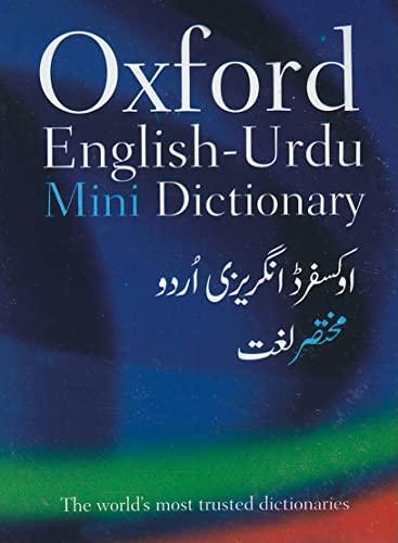 9780195477085: Oxford English-Urdu Mini Dictionary