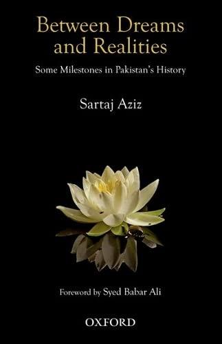 9780195477184: Between Dreams and Realities: Some Milestones in Pakistan's History