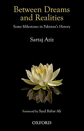 9780195477184: Between Dreams and Realities: Some Milestones in Pakistan's History