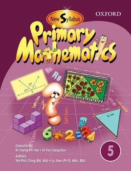 9780195477429: New Syllabus Primary Mathematics Book 5 + CD