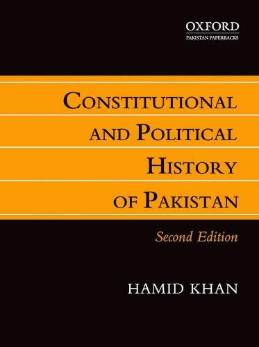 9780195477870: Constitutional and Political History of Pakistan