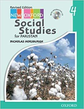 9780195478525: New Oxford Social Studies for Pakistan Book 4