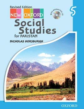 9780195478532: New Oxford Social Studies for Pakistan Book 5