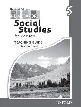 9780195478594: New Oxford Social Studies for Pakistan Teacher's Guide 5