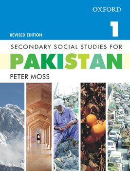 9780195478952: Secondary Social Studies for Pakistan Book 1