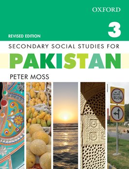 9780195478976: Secondary Social Studies for Pakistan Book 3