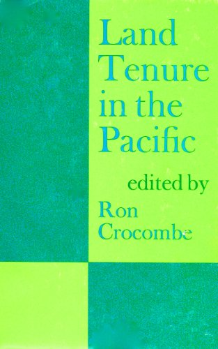 Land Tenure in the South Pacific