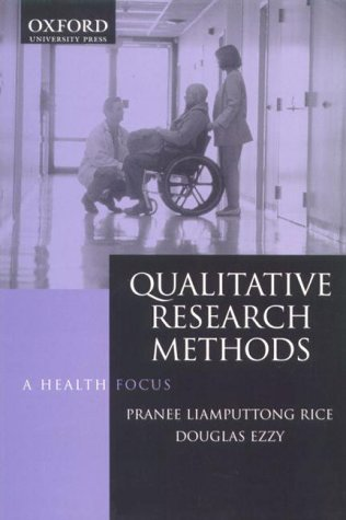 9780195506105: Qualitative Research Methods: A Health Focus