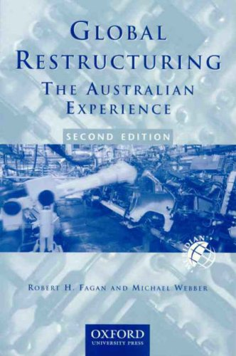 9780195508086: Global Restructuring: The Australian Experience (Meridian: Australian Geographical Perspectives)