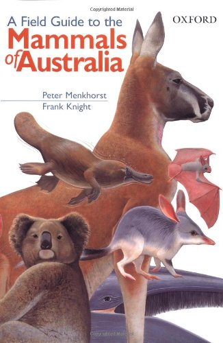 9780195508703: A Field Guide to the Mammals of Australia
