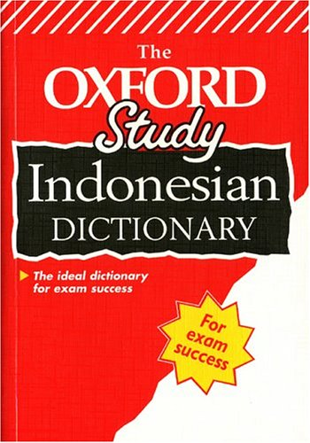 oxford dictionary indonesian to english