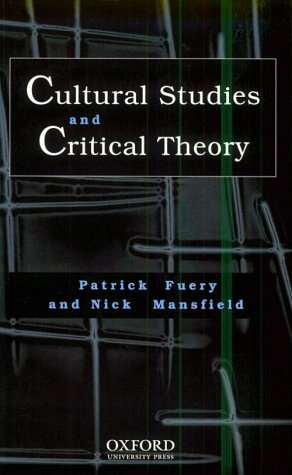 9780195512946: Cultural Studies and Critical Theory