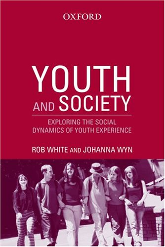 9780195513264: Youth and Society