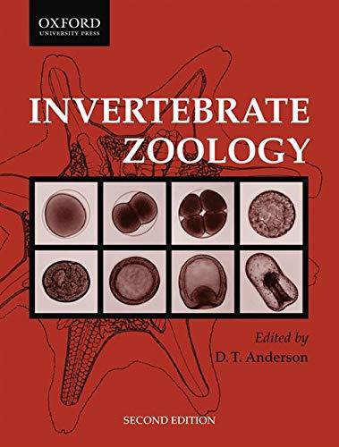 9780195513684: Invertebrate Zoology