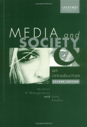 9780195514025: Media and Society: An Introduction
