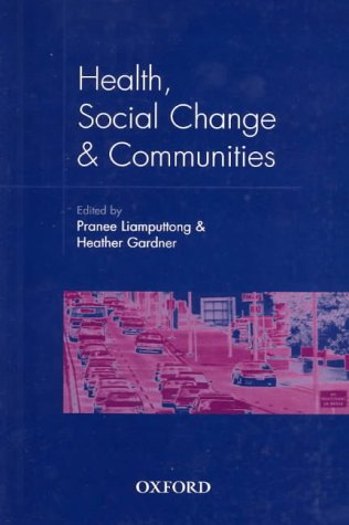Health, Social Change and Communities