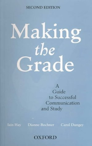 9780195515565: Making the Grade